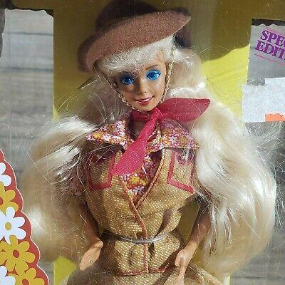 Mattel Barbie Australia Special Edition 1993 Dolls of the World Australia NRFB