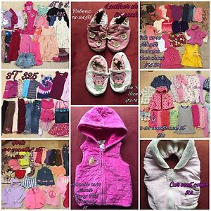 Baby Girl and toddler clothing
