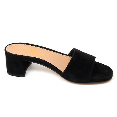 D0416 sandalo donna CAR SHOE scarpa nero sandal shoe woman  cf79dba1216