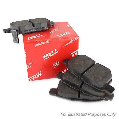 Genuine TRW Front / Rear Disc Brake Pads - GDB557