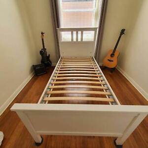 Single Bed IKEA Hemnes Used