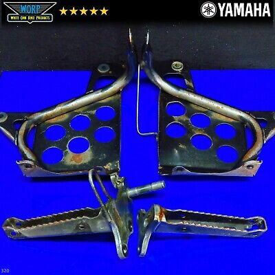 1988-2006 YAMAHA BLASTER YFS200 HEEL GUARD FOOT WELL NERF BAR 3