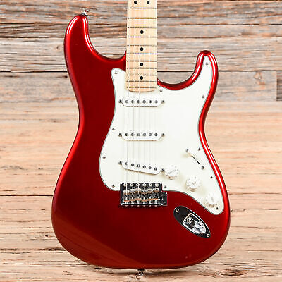 Fender American Special Stratocaster Red 2009
