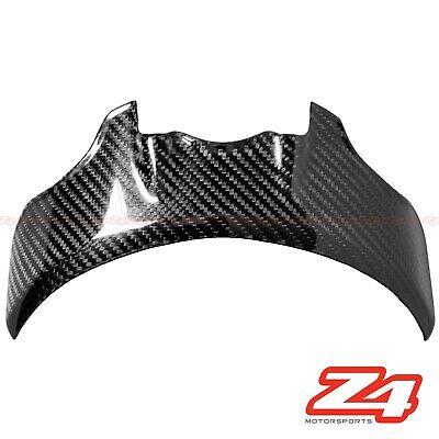Ducati 696 796 1100 Upper Front Nose Headlight Cover Fairing Cowl Carbon Fiber