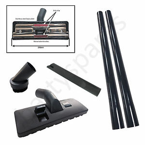TITAN Vacuum Cleaner Hoover Rods Tool Kit Brush Nozzle Attachment Pipe Tube 32mm