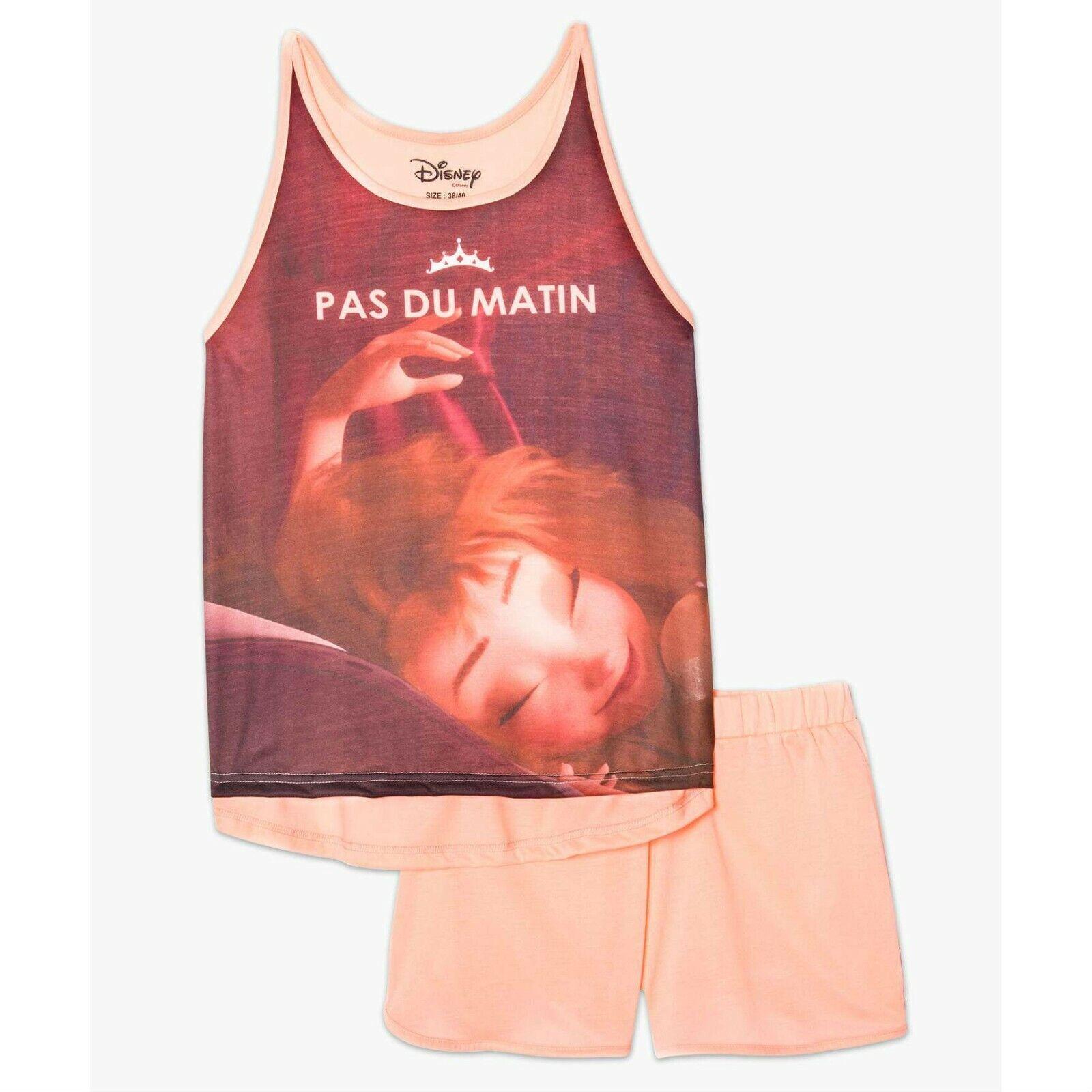 Pyjashort femme LA REINE DES NEIGES