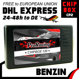 Chiptuning FIAT SEICENTO 1100 ie 54 PS / 40 kW Chip Tuning Box Benzin LPG