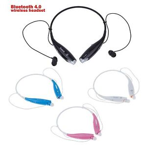wireless bluetooth sport stereo headset earbuds for iphone 6 6 samsung lg htc. Black Bedroom Furniture Sets. Home Design Ideas