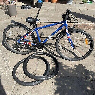 "Frog 69 26"" Union Jack Blue Boys Bike"