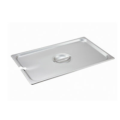 Lid For Steam-table Pan Full Size Slotted