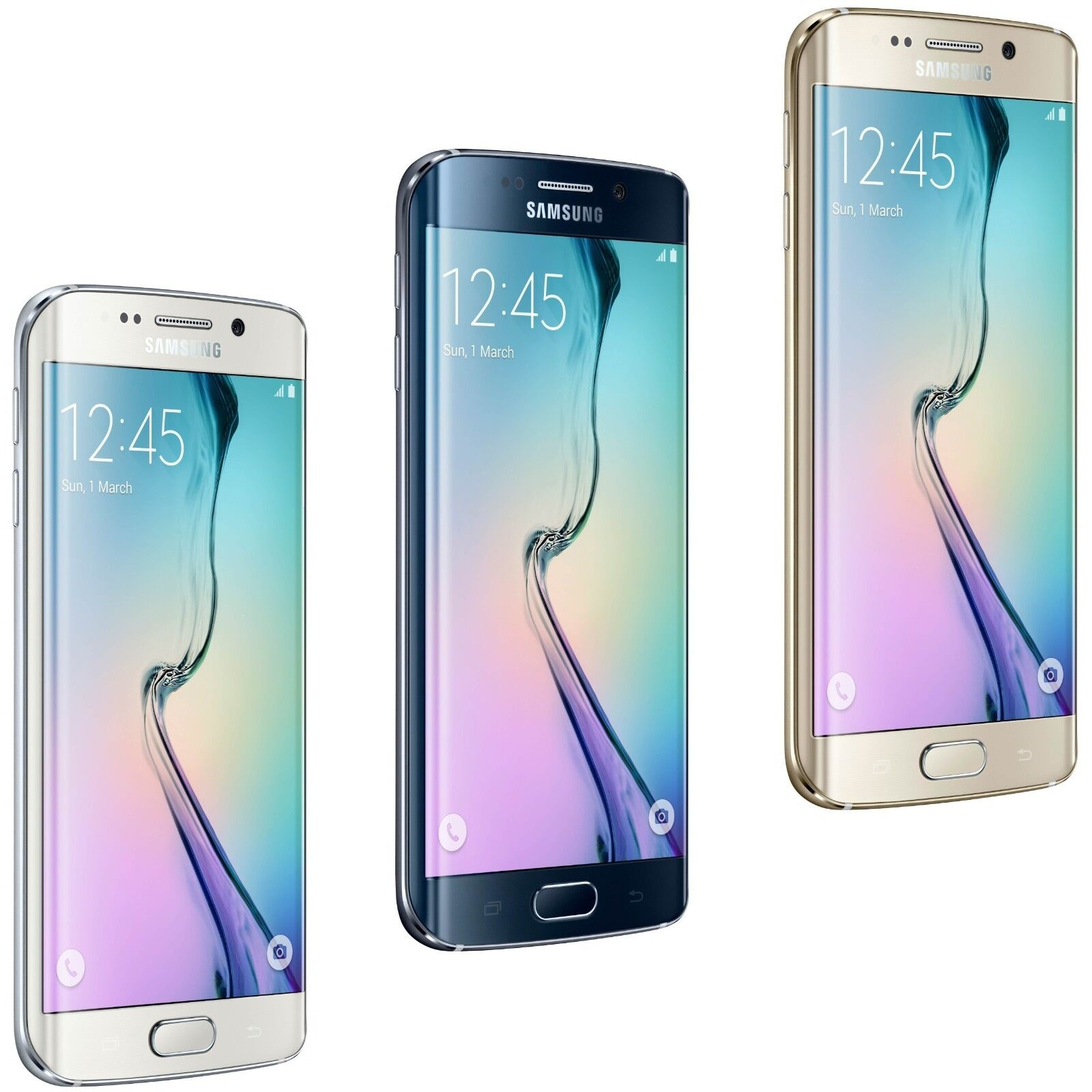 Samsung Galaxy S6 edge SM-G9250 (FACTORY UNLOCKED) 5.1