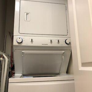 Frigidaire electric Washer/dryer laundry  combo