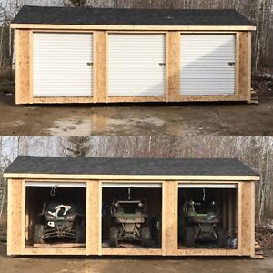 12ft x 20ft Sheds ( Maetche Construction)