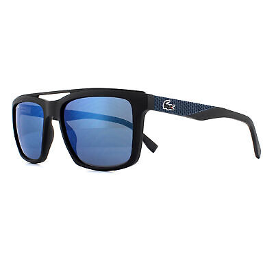 Lacoste Sunglasses L899S 001 Matte Black Blue