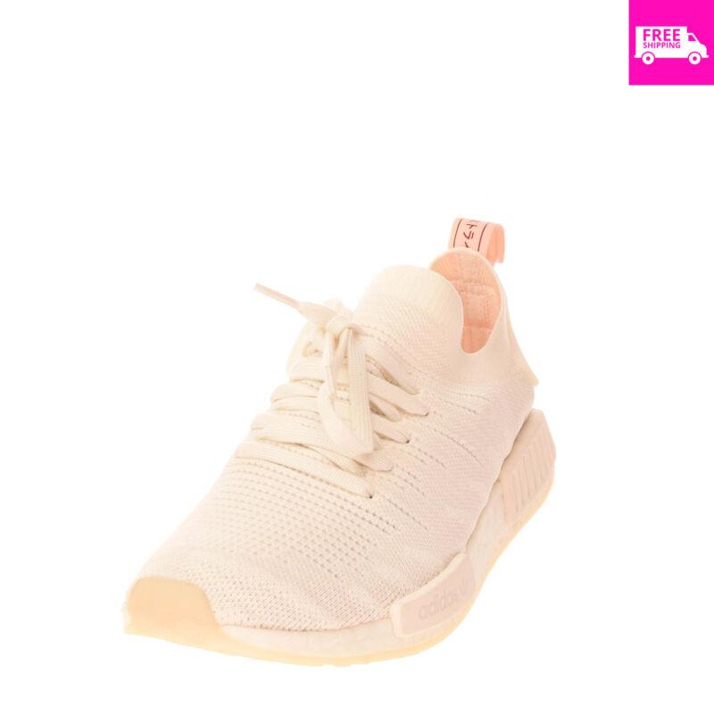 RRP€115 ADIDAS ORIGINALS NMD_R1 STLT PK Sock Like Sneakers EU39 1/3 UK 6 US 7.5