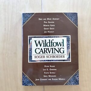 Wildfowl Carving / nature art reference