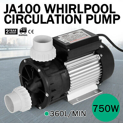 DH750A Hot Tub Circulation Pump Whirlpool 1HP Chinese Bath Whirlpool Danz Spa