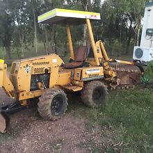 Vermeer trencher 3550a Hay Point Mackay Surrounds Preview