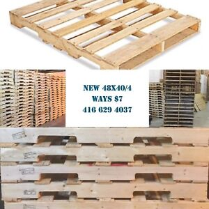 40 X 48 Wood Pallets | Buy & Sell Items, Tickets or Tech ...