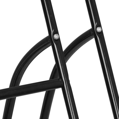 Two Bicycle Bike Stand Garage Floor Storage Organizer Cycling Rack Max Tire 2.5″ Bicycle Accessories