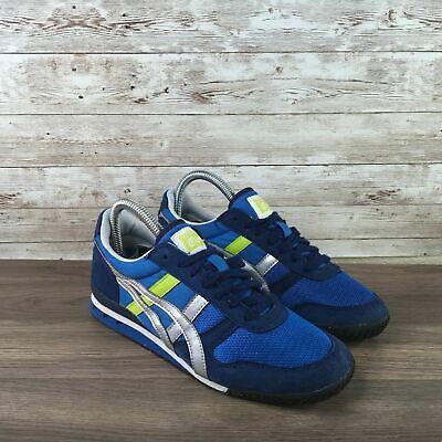 Asics Onitsuka Tiger Ultimate 81 Mens Size 5 Blue Lightweight Running Shoes