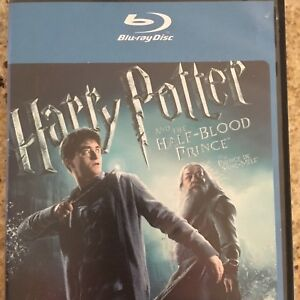 Harry Potter  blue ray disc