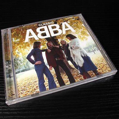 ABBA - Classic AUSTRALIA CD Sealed NEW #14-2