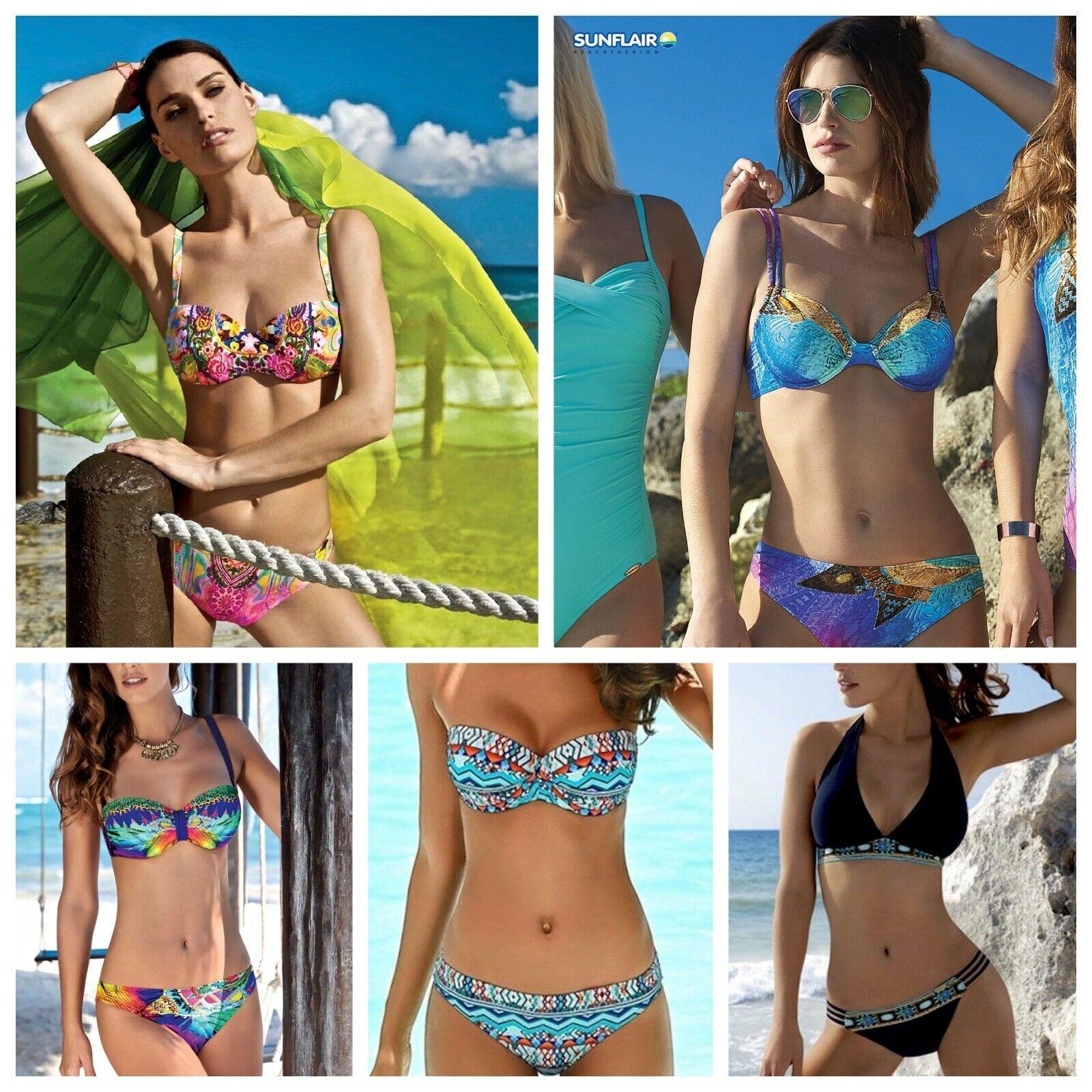 Sunflair Damen Bikini-Set LYCRA® XTRA LIFE™ UV-Schutz 50+ Gr. 36-46 Cup B-G neu