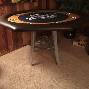 Custom Poker Table for sale