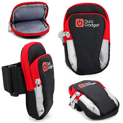 , & Red Sports Armband Smartphone Case for Mobile Phones, iPods, MP3 Players