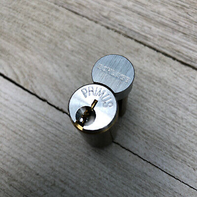 Schlage Primus Cylinder Lock No Key Cyl.20-740.626.gp.ka-obit.d 20-740 626 New