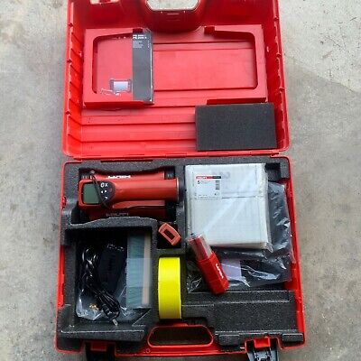 Hilti Ps 200 S Ferroscan Concrete Measuring System Ps200s Scanner