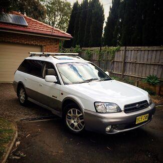 Subaru Outback  Erskineville Inner Sydney Preview