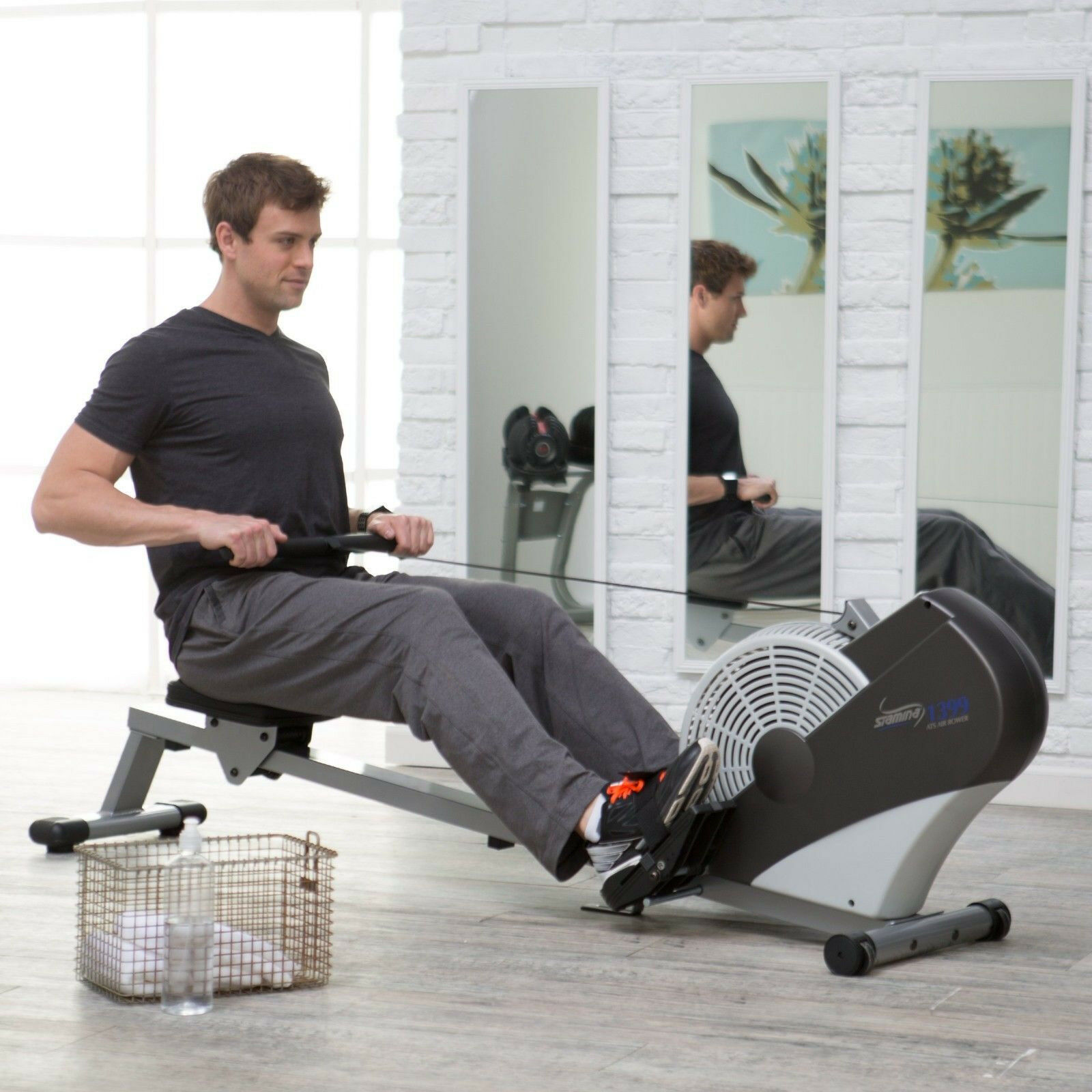 stamina 1399 air rower manual