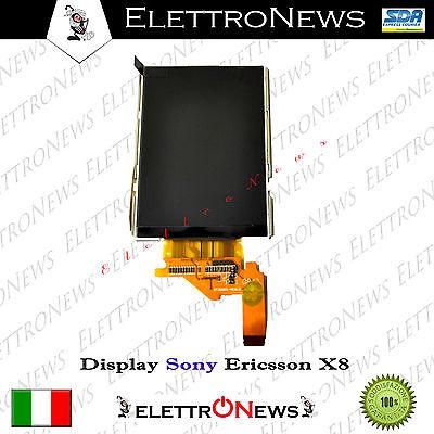 Display Lcd Sony Ericsson Xperia X8