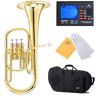 Have An Inquiring Mind Saxhorn Alto Amati Aah211 Brass