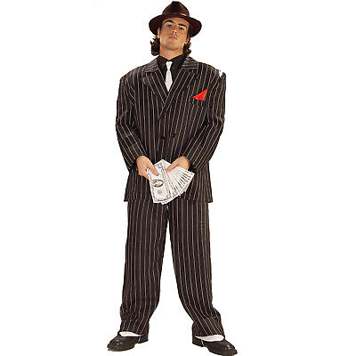 Roaring 20's - Gangster - Adult Costume