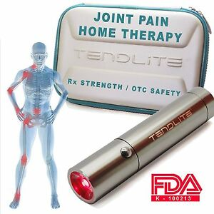 TenDlite World's Top Red LED Light Therapy Joint Pain Relief by Lumina Group Inc