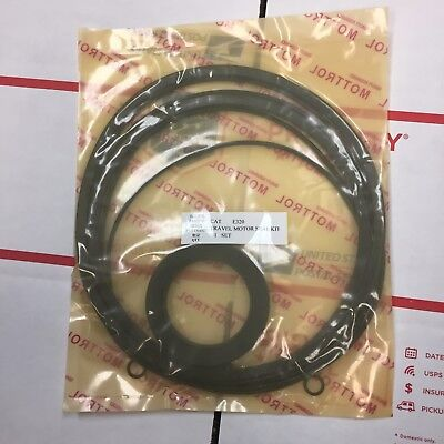 E320 Travel Motor Seal Kit Fit Caterpillar Cat Excavator New Free Shipping