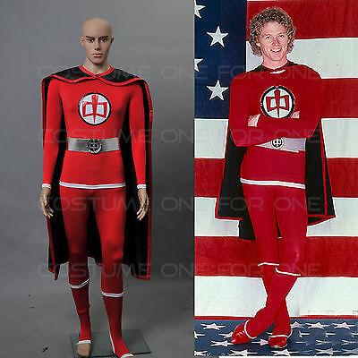 The Greatest Halloween Costumes (The Greatest American Hero William Katt Superhero Flying Cosplay Halloween)
