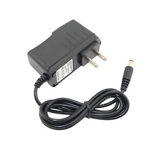 New 12V DC Wall Power Adapter - 5.5mm x 2.1mm plug 1A(1000MA) Power Supply