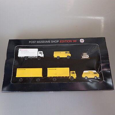 Wiking: Post Museums Shop Edition 1996 - Postfahrzeuge (52119)