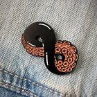 Black Fashion Pins