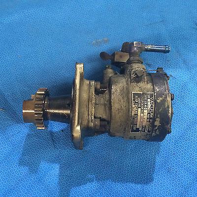 Cessna Wet Vacuum Pump w/ Drive Gear P/N 3P194F (0316-49)