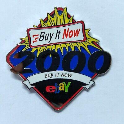 Pin's Pins Ebay Officiel 2000 Buy It Now Acheter Maintenant 10 Years USA B0902