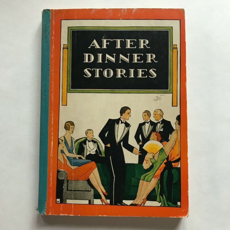 After Dinner Stories 1916 Paul E. Lowe