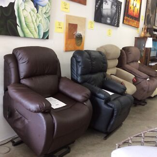 New Fabric or PU Disability Electric Lift Recliner Chair with Warranty