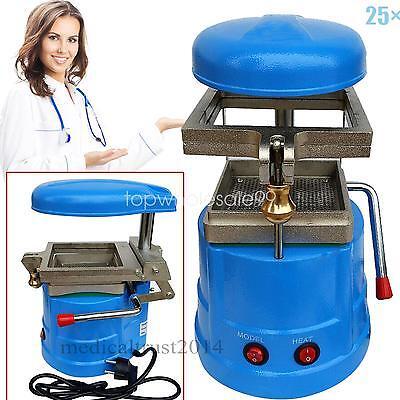 2018 Hot Dental Lab Air Vacuum Forming Molding Machine Thermoforming