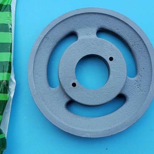 Electron QD Sheave Pulley B Section Belt 5-3/4 OD Requires Browning H Bushing