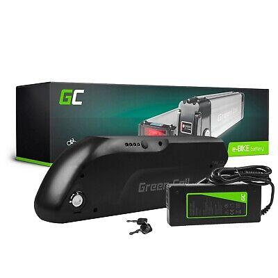 Batería Bicicleta Eléctrica 36V 13Ah E-Bike Li-Ion Down Tube + Cargador
